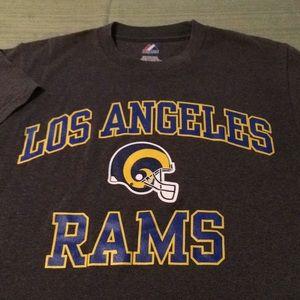 NFL LOS ANGELES RAMS BEAUTIFUL TOP LIKE NEW